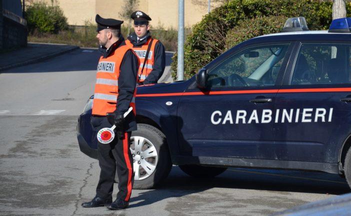 Fa il bagno nelle pozze termali: sanzionato dai Carabinieri