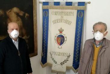 Un ex-artigiano fa una cospicua donazione alla Misericordia di Poggibonsi