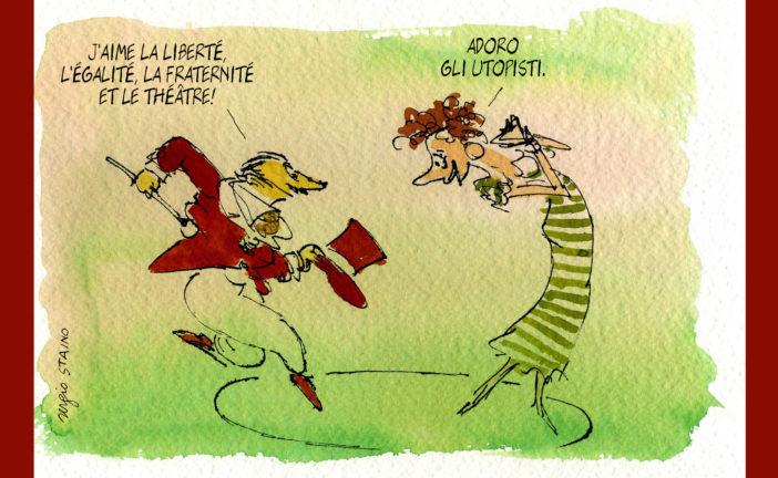 """Emergenza Teatro: si alza il grido """"Salviamo la cultura!"""""""