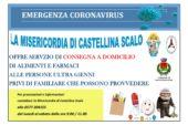 Misericordia di Castellina Scalo: i servizi al tempo del covid