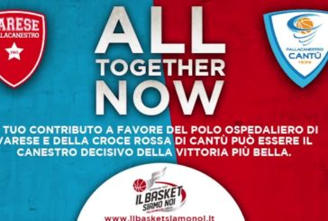 "Anche i sindaci di Varese e Cantu' in campo per ""All together now"""