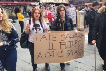 #FridaysForFuture: in piazza a Siena per il pianeta