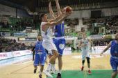 Mens Sana-Napoli: le foto della partita