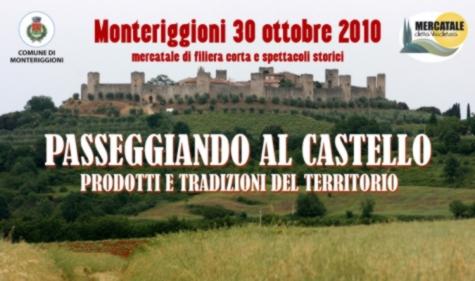 """Monteriggioni si apre a """"Terre di Siena Plein air"""""""
