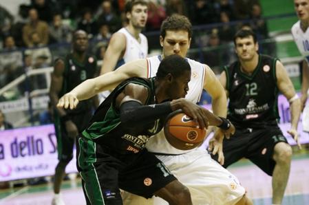 Eurolega: Cibona a lezione di basket a Siena