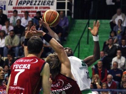 """Mens Sana-Roma: """"Sarà uno spot per il basket italiano"""""""