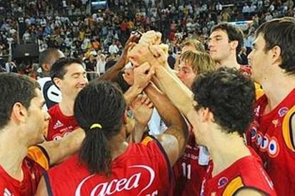 Mens Sana-Roma: sarà una finale bellissima