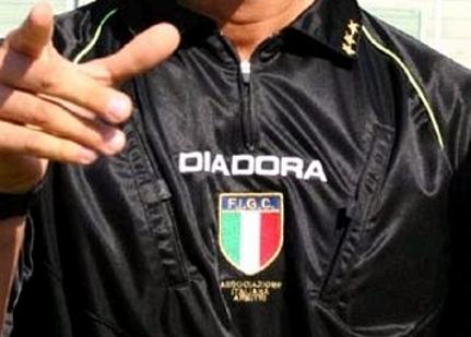 Tozzi è l'arbitro di Siena-Padova