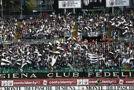 Al via la vendita dei biglietti per Siena-Modena