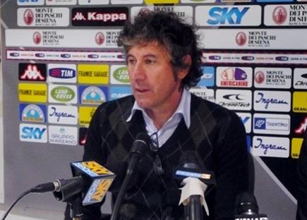 Malesani convoca 20 giocatori per la partita con l'Inter