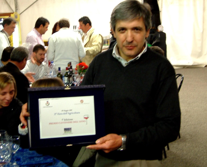 Cantiniere dell'anno: l'Associazione premia Fabrizio Dottori