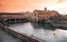 Anna Magnani: una stella tra le stelle di San Lorenzo. A Bagno Vignoni