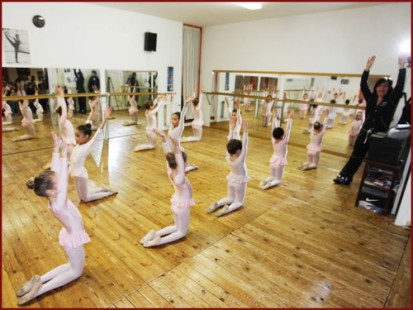 Centro studio danza: ancora una lezione gratuita