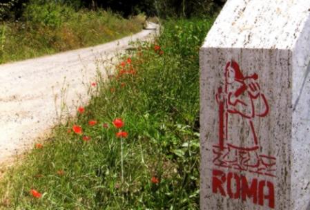 """Sulla via Francigena per promuovere la """"Via della Pace"""""""