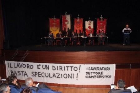 Camperistica in crisi: nuovi scioperi per un problema irrisolto