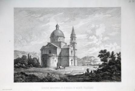 Montepulciano e la sua architettura cinquecentesca. In un libro
