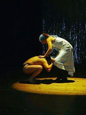 """Possibilities lullaby night, cinque frammenti di """"teatro non convenzionale"""