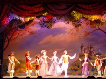 La magia del balletto di Mosca per raccontare una favola