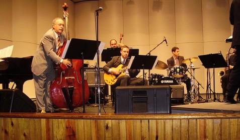 Serate di grande musica per il master di alto perfezionamento jazz