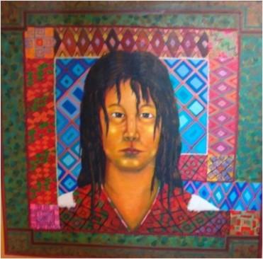 Una mostra con i colori del Chiapas