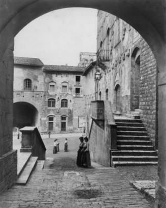 Scatti dal passato: ma che bella San Gimignano