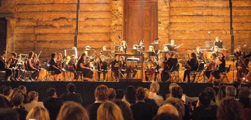 L'Orchestra Giovanile Internazionale del Cantiere chiude la 33° edizione