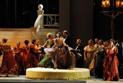 Operafestival: grande chiusura con la Traviata a San Galgano