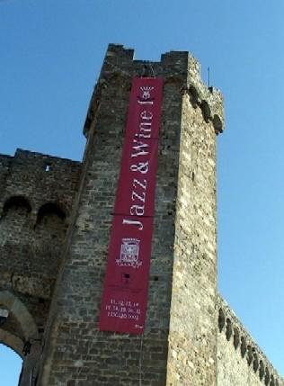 """Jazz & Wine in Montalcino: un cartellone """"di piena estate"""""""