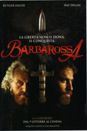 """La Lega Nord invita alla visione del """"Barbarossa"""" di Martinelli"""