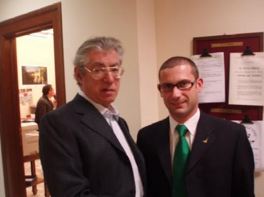 Il senese Francesco Giusti nominato vicesegretario nazionale della Lega
