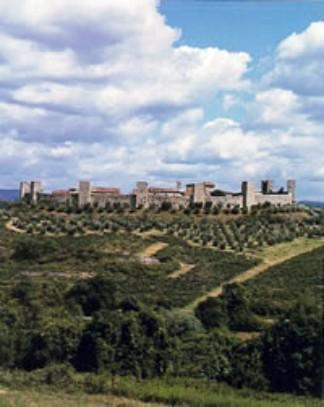 A Monteriggioni si apre la Festa del Pd