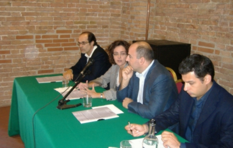 "Manciulli presenta a Siena il suo Pd ""made in Toscana"""