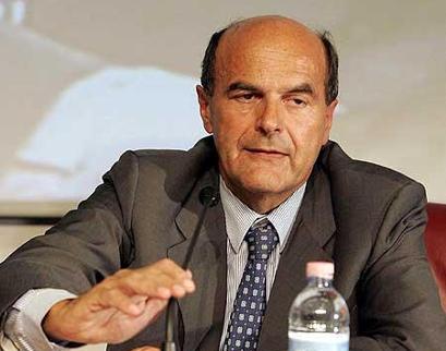 Bersani: creato un coordinamento anche a Siena