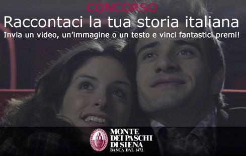 Una storia italiana, dallo spot al web
