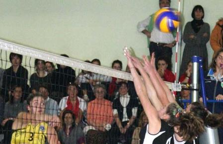 Volley in Valdesa con il progetto della Polispostiva Larghi