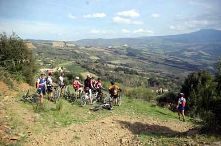 Riprende a marzo l'attività escursionistica dell'Orso on bike