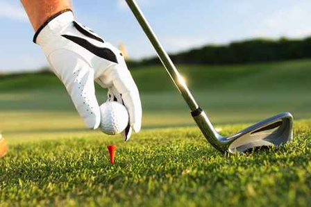 Golf in Toscana: show sul Pontevecchio