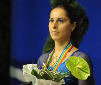 Pattinaggio: ai Mondiali d'artistico argento per Elisa Giunti