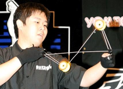Campionati italiani di yo-yo acrobatico a Chianciano Terme