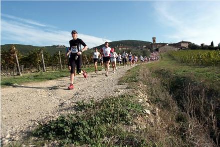 Rondoni si aggiudica l'Ecomaratona del Chianti