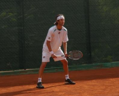 Internazionali di tennis: Fortuna silura Piccari