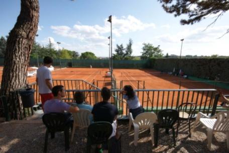 ITF Siena: Marrai domina il big match contro Simoni