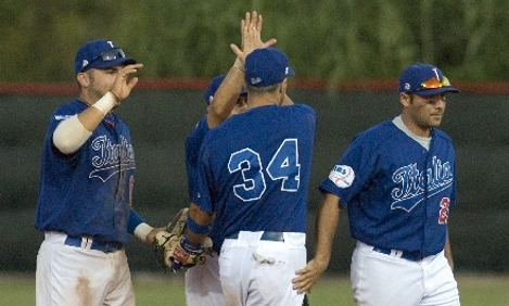 Baseball: la Bm porta i suoi atleti al Mondiale…