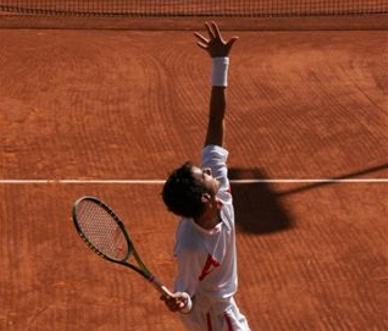Internazionali di Tennis: avanti i giovani