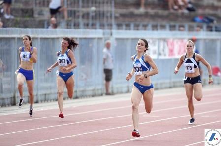 Atletica: Chiara Bazzoni campionessa italiana