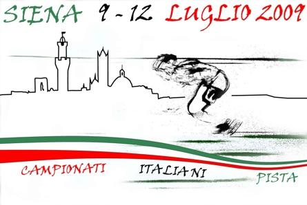 Al via i Campionati Italiani di pattinaggio corsa