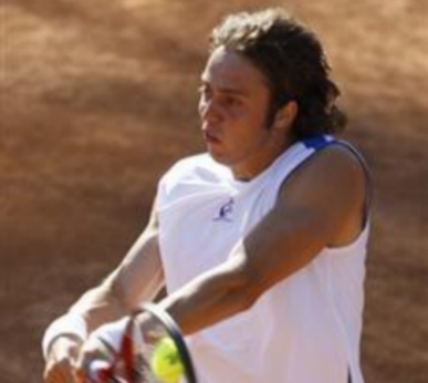 Lorenzi è 150° nella classifica mondiale Atp di tennis