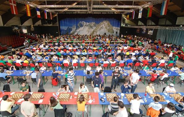 I piccoli scacchisti senesi si fanno onore a Courmayeur