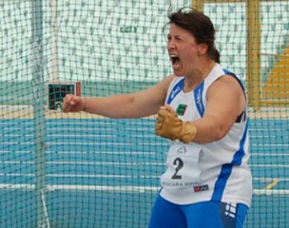 Atletica: Elisa Palmieri alle Universiadi
