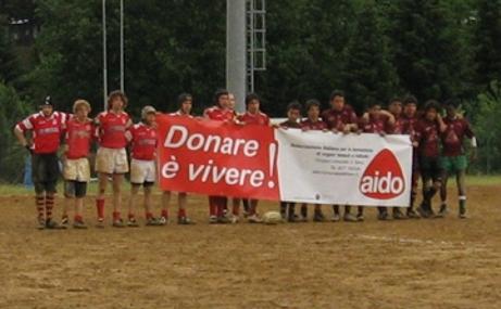Rugby: Livorno vince la Coppa Aido
